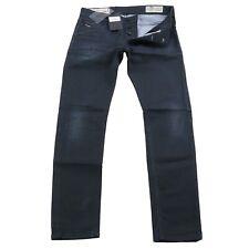 DIESEL Herren Denim Jeans Hose TEPPHAR-X Dark Blue coated 069GS 2. Wahl Gr 33/34