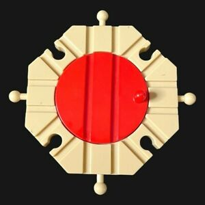 Thomas & Friends Turntable 8 Way Plastic Switch for Wooden Railway