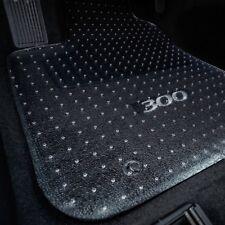 For Lexus SC430 02-10 Floor Mats 1st, 2nd Row & Cargo Mat Behind 3rd Row Clear