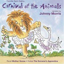 Saint-Saens / Ravel - Carnival of the Animals [New CD]