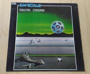 The Dregs Industry Standard Vinyl LP Rock Prog 1982