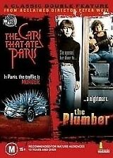 The Cars That Ate Paris  / The Plumber (Double Feature DVD, 2004) - NEW