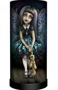 Little Shadows - Gothic Fairy Noire Lamp