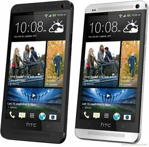 New HTC One M7 - 32GB - (Unlocked) Smartphone INT'L VERSION/Black/32GB