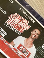 2 Tickets Front of Stage Schlagerfest XXL Hannover