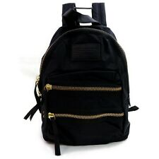 Authentic Marc Jacobs Back Pack  Black Nylon 1303915
