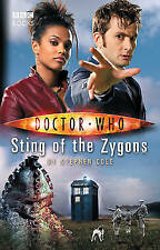 Doctor Who: Sting of the Zygons by Stephen Cole (Paperback, 2013)