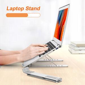 Tablet Laptop Stand Holder Desk Riser For Notebook MacBook Adjustable Portable