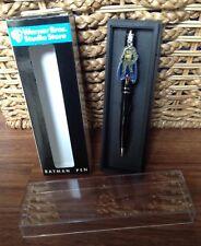 """WARNER BROS batman pen """"studio store"""" - NEW"""