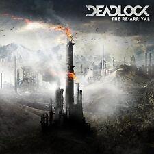 The Re-Arrival - Deadlock (2014, CD New) includes Bonus CD
