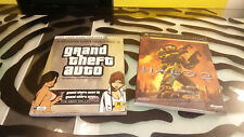 Grand Theft Auto & Halo 2 Official Strategy Guides Good Shape Vintage