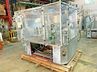 Tirelli Tango 6/2 Rotary Front Back Labeling Labeler Machine Serial # 209 -