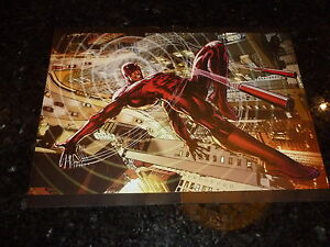 """DAREDEVIL """"POSTER"""" -  Size 10"""" by 13"""" from a US Marvel Comic"""