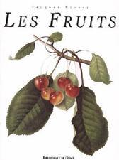 Les Fruits - Jacques Brosse - B