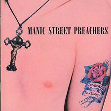 CD: MANIC STREET PREACHERS Generations Terrorists NM