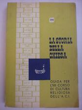 STORIA DELLA CHIESA GUIDA PER L'8° CORSO DI CULTURA RELIGIOSA A.C.I.