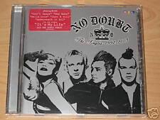 NO DOUBT/THE SINGLES/ CD ALBUM