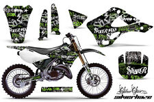 KAWASAKI KX 125/250 Graphic Kit AMR Racing Decal Sticker Part KX125/250 99-02 SH