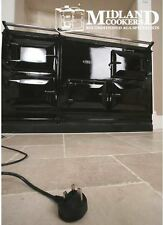 Fully Reconditioned 4 Oven 13 Amp  Electric Aga Cooker Standard Post Or Pre 74