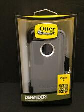 Original OtterBox Defender Rugged Hard iPhone 5 Case Cover w/Holster Belt Clip