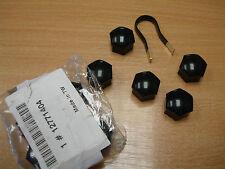 Saab Negro Rueda Capuchones Original Saab parte 20 En Pack