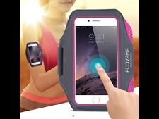 FLOVEME WATERPROOF SPORT ARM BAND CASE FOR SAMSUNG GALAXY S7 / S6 S5 S4