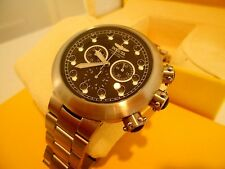 Rare Mint Invicta 3343 Lupitas Chronograph Quartz Watch with Box