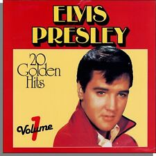Elvis Presley - 20 Golden Hits Vol 1 (1984)- New Import LP Record! Astan 3/20002