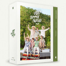 BTS [2017 SUMMER PACKAGE] VOL.3 Making DVD+Photobook+Fan&Sticker+S.Book+1p PhoCa