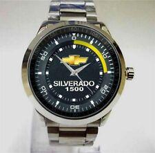 CHEVROLET chevy SILVERDO 1500 PICK UP TRUCKS Sport metal watch