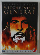 WITCHFINDER GENERAL/ MICHAEL REEVES / VINCENT PRICE / 1967 CULT HORROR / RO