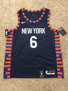 $110 Nike Connect Swingman Kristaps Porzingis New York Knicks Jersey Size 56 2XL