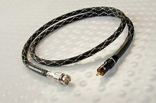 DH Labs Silver Sonic D-750 0.5 meter  BNC to RCA Digital Audio Cable