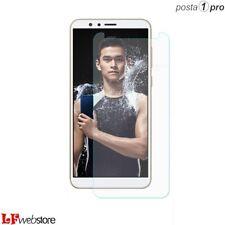 Pellicola Vetro Temperato per Huawei Honor 7x antiurto oleofobica - Posta1