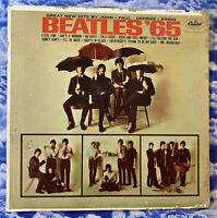 The Beatles – Beatles '65, Capitol Records – T-2228 Rockaway Pressing Mono