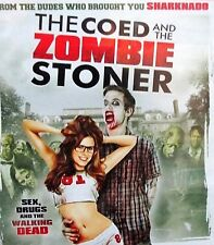 The Coed and the Zombie Stoner NEW! DVD,Horror,Sex Drugs Walking Dead,Widescreen