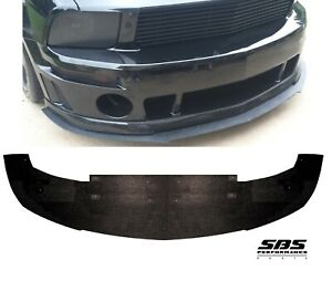 FRONT SPLITTER for 2005-2009 MUSTANGs w/ ROUSH front bumpers