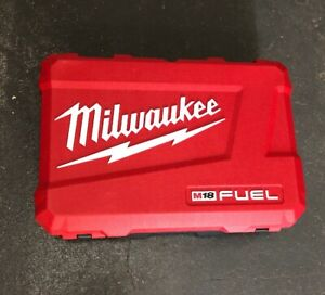 Milwaukee M18 Hard Plastic Case For 2996-22 2997-22 2804-20 2853-20 2857-20 New