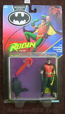 1991 ROBIN with  Launching Grappling Hook Batman Returns by Kenner MOC