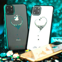 Love Bling Diamond Case Cover For iPhone 11 Pro XR XS Max WITH Swarovski Element