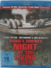 Night of the Living Dead - George A. Romero Zombie Vorläufer zu Dawn of the Dead