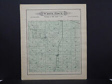 Illinois, Ogle County Map, 1893 #10 Township of White Rock