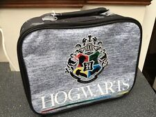 Harry Potter Hogwarts Insulated Lunch Box With Handle New With Tags