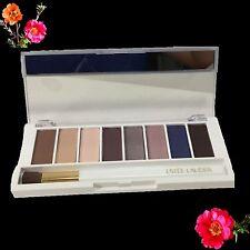 Estee Lauder 8 Eyeshadow Wild Sable Sandbar Beige Ivory SlipperProvocative Plum
