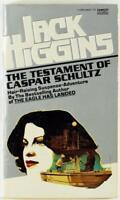 The Bormann Testament by Jack Higgins 1978, Fawcett Paperback 139638