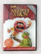 The Muppet Show (DVD, 2001) Harry Belafonte, Linda Ronstadt, John Denver