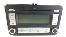 D1233 VW CD RADIO PLAYER 1K0035186AD