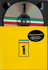 Jamiroquai Virtual Insanity Cardboard cover (CD tray slides out) UK CD Single