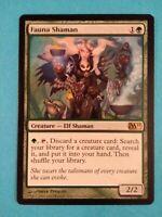Fauna Shaman 1X SP M11 MTG Magic the gathering