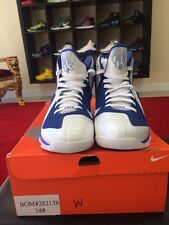 Nike Lebron 9 Sample PE UK Wildcats Wtl Wtt Kentucky Svsm Suede Elite Denim Hwc